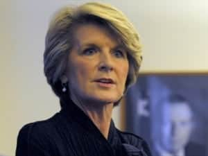 Julie Bishop Australian Foreign Minister says Kenya mall attack is brutal
