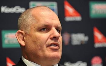 Wallabies written off by Springboks, says coach McKenzie
