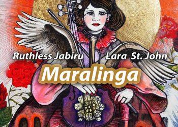 Maralinga Lament artwork by Brisbane artist Sarah Hickey