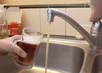 NZ Beer Prank
