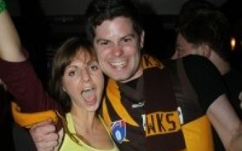 Photos of AFL Grand Final Party in London