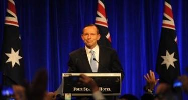 Australia is under new management: Abbott