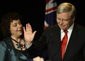 Kevin Rudd quits Labor leadership
