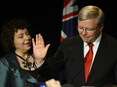 Kevin Rudd quits Labor leadership