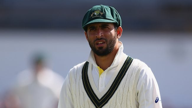 Cricket Australia grant Ahmed's request for uniform without VB brand