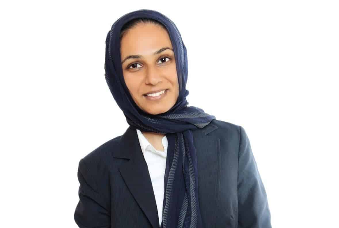 Samina Akram, Managing Director of Samak Consultants