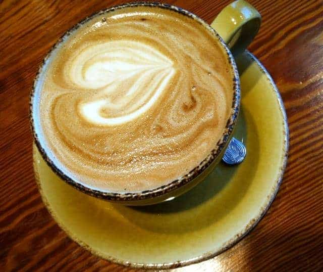 Coffee Cult visits Harris + Hoole