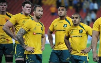 High stakes in Wallabies vs England World Cup clash