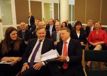 Labor's shadow frontbench unveiled