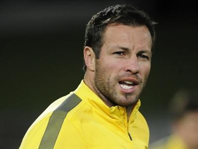 Lucas Neill Team Captain Socceroos