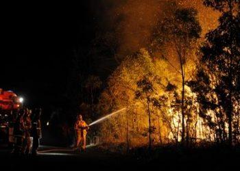 bush Fire nsw