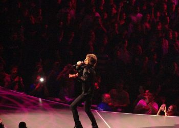 Rolling Stones touring Australia in 2014