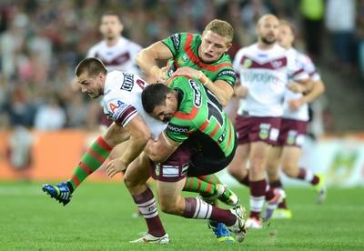 NRL burgess brothers rugby league