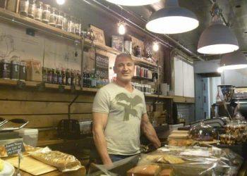 Chris Charnas Espresso Bar Mozzino