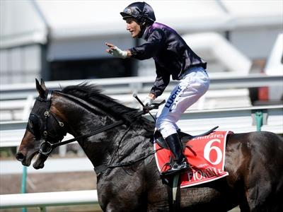 Gai Waterhouse melbourne cup horse race winner fiorente