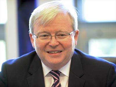 Kevin Rudd Former Member of Parliament