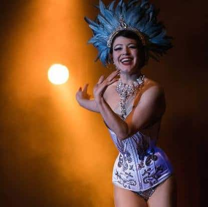 Bonnie Fox World Burlesque Games