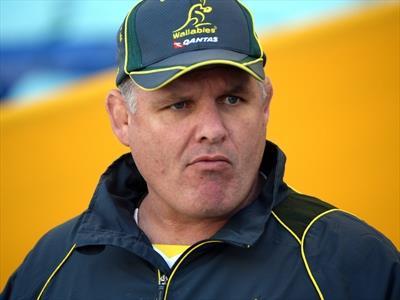 Ewen McKenzie wallabies coach