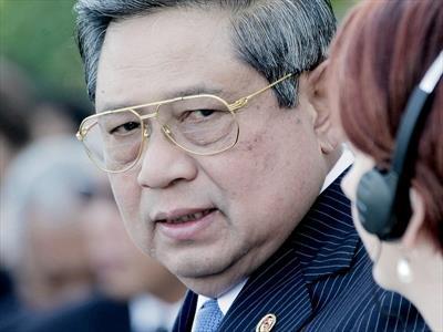 President Yudhoyono Indonesia