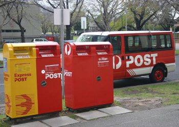 Australia Post video stamps