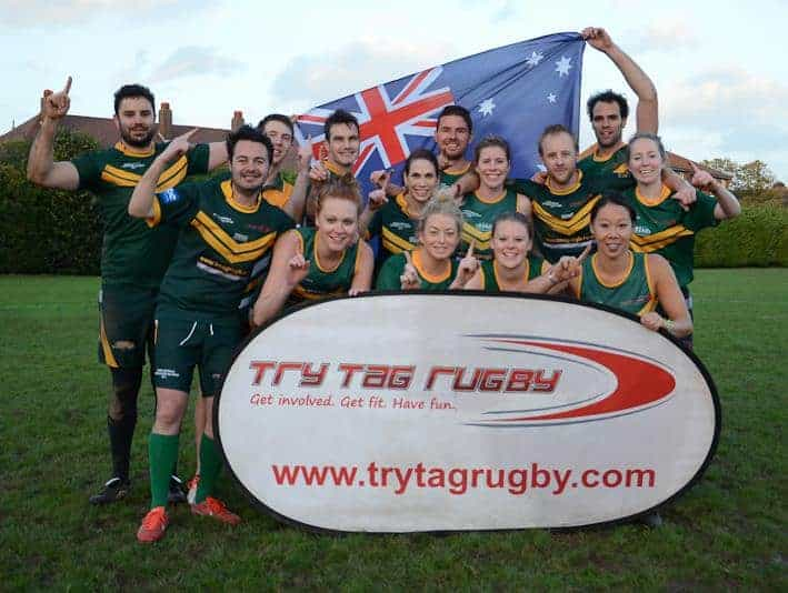 Try Tag Rugby International Cup