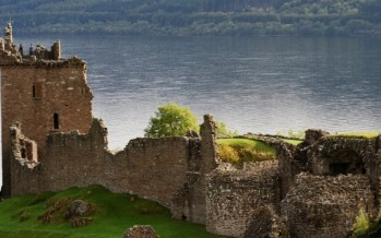 Castles, lochs, guns and whisky… It's got to be Scotland