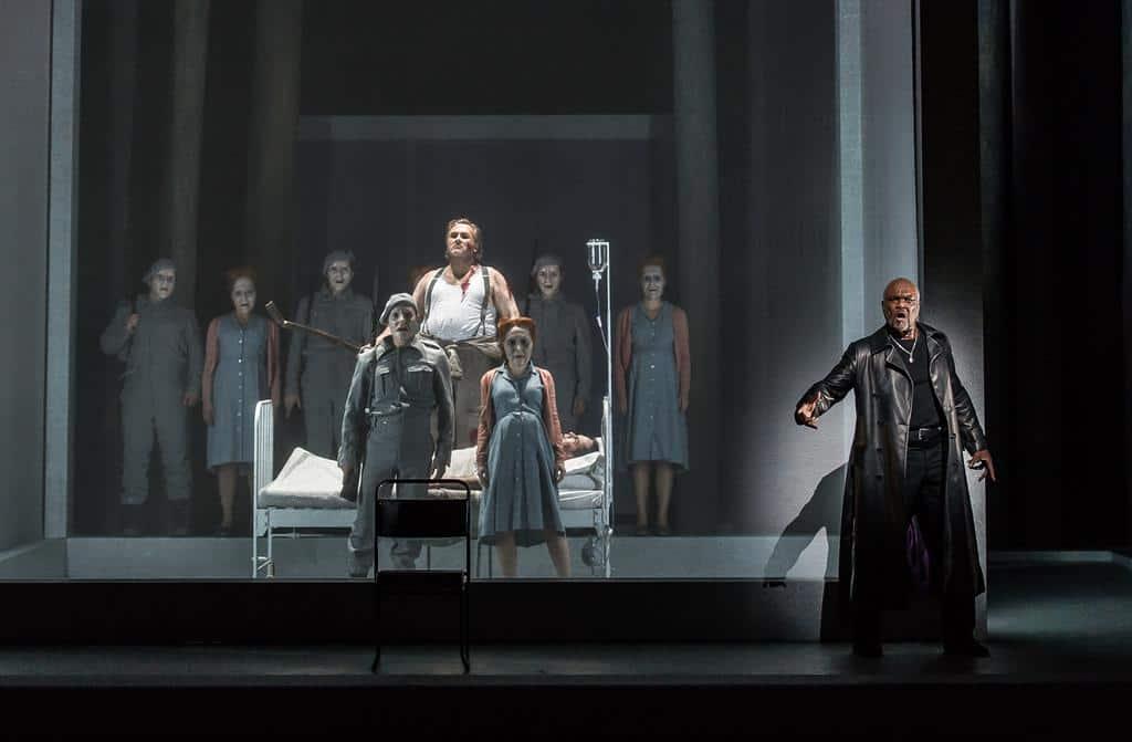 Parsifal Royal Opera House