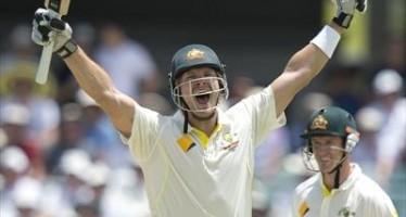 Australia regain Ashes with victory in Perth