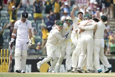 ashes England Australia cricket