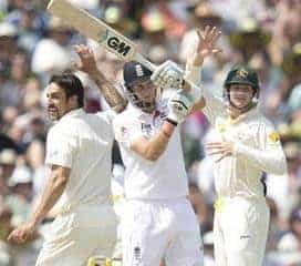 CRICKET ASHES 3RD TEST