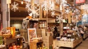 kew gardens christmas market