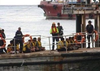 Boat People, Asylum Seekers, Immigration