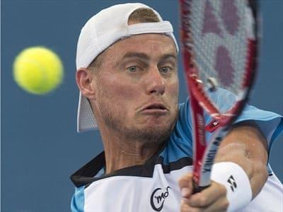 Lleyton Hewitt Tennis Australia