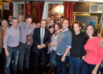 Bill Shorten in London ALP Abroad 2