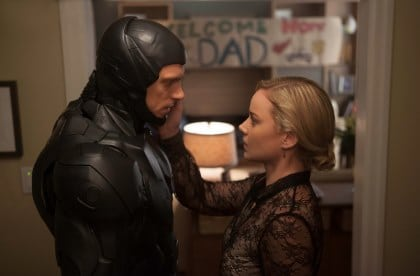 Abbie Cornish in Robocop remake
