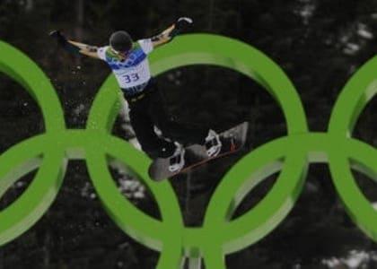 Alex Pullin Sochi Winter Olympics Australia flag bearer