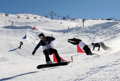 Alex Pullin snowboard cross