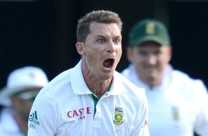 Cricket Australia vs South Africa Dale Steyn
