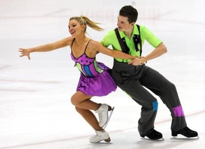 Danielle O'Brien and Greg Merriman - Australia Sochi 2014 Winter Olympics Ice Dancers