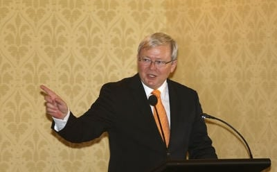 Kevin Rudd National Apology Breakfast - Aboriginal affairs