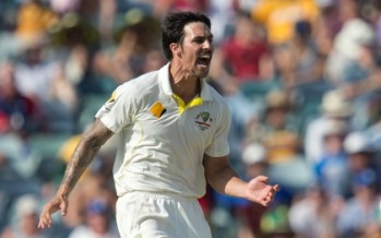 Mitchell Johnson mania: South Africa in awe of cricket's 'bone collector'