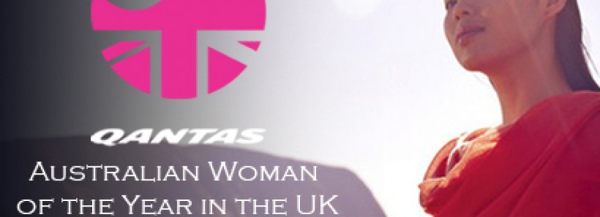 Qantas Australian Woman of the Year in the UK Award 2014: finalists announced