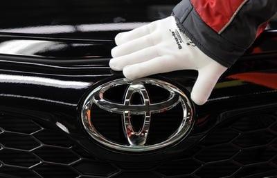 Toyota quits Australia manufacturing