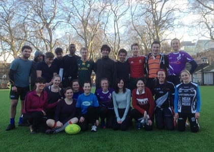 Try Tag Rugby London