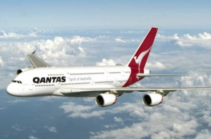 Qantas boss positive despite big losses and jobs cuts
