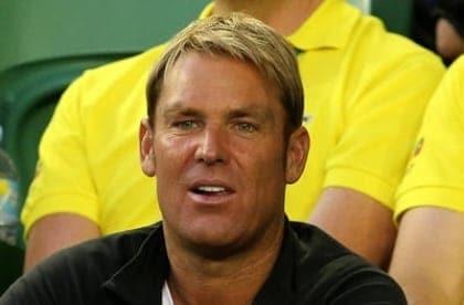 shane warne AFL International series