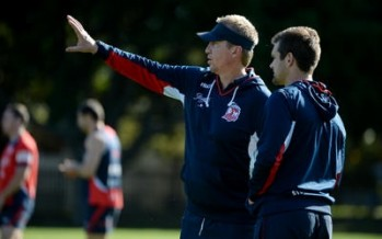 Roosters coach welcomes Wigan test in World Club Challenge