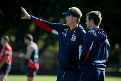 trent robinson sydney roosters
