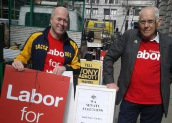 ALP Abroad WA election - vote London