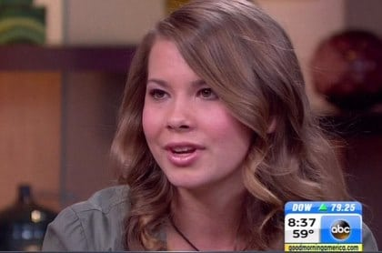 Bindi Irwin GMA Sea World